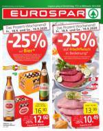 EUROSPAR Flugblatt Steiermark