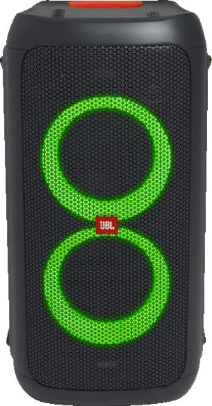 JBL Partybox 100 Bluetooth Lautsprecher Schwarz