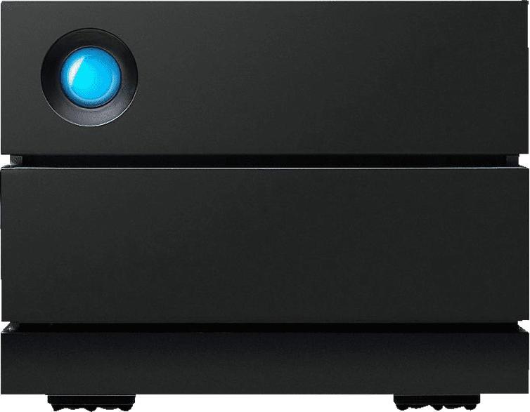 LACIE 2Big Raid Thunderbolt 3, 28 TB HDD, 3.5 Zoll, extern