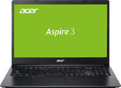 ACER Aspire 3 (A315-34-P8KD), Notebook mit 15.6 Zoll Display, Pentium Prozessor, 4 GB RAM, 128 GB SSD, Intel® UHD Graphics 605, Schwarz