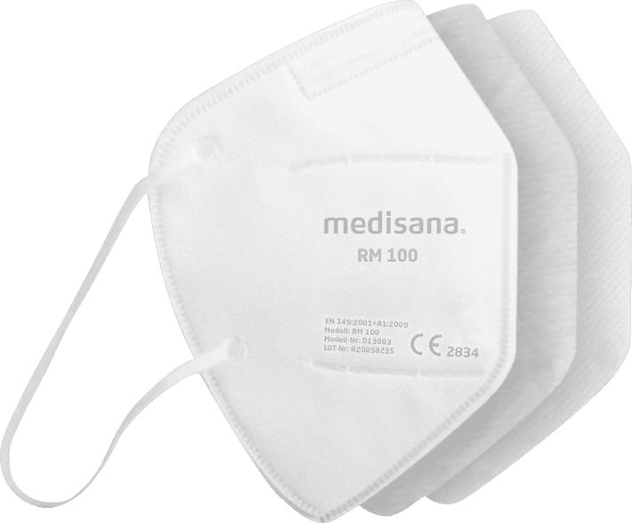 MEDISANA RM100 Atemschutzmaske