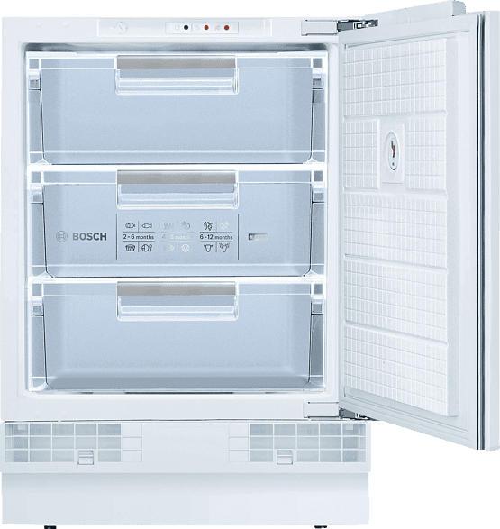 BOSCH GUD15ADF0 Gefrierschrank (A+, 184 kWh/Jahr, 820 mm hoch, Einbaugerät)