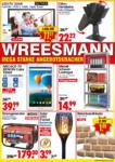 Wreesmann Neueröffnungsangebote - bis 25.09.2020