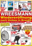 Wreesmann Wiedereröffnung Brandis - bis 25.09.2020