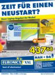 EURONICS XXL Böseleger Zeit für einen Neustart - bis 25.09.2020