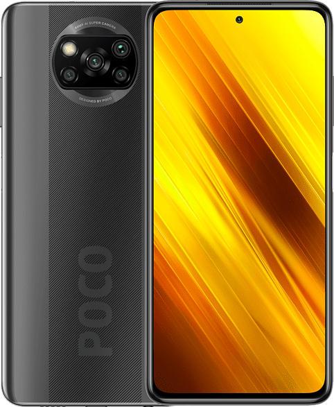 Poco X3 NFC 128GB Grau (MZB07TCEU)