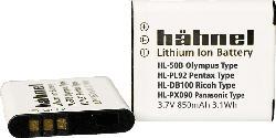 HÄHNEL HL-50B für Olympus LI-50B Akku Olympus , Li-Ion, 3.7 Volt, 850 mAh