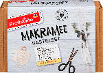 dm-drogerie markt Profissimo Makramee Bastelset Blumenampel und Feder