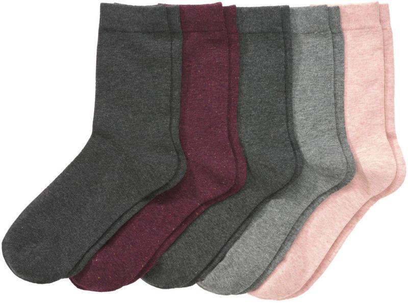 5 Paar Damen Socken im Set
