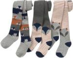 Ernsting's family 3 Baby Strumpfhosen im Set (Nur online)