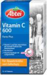 dm Abtei Vitamin C 600 Forte Depot Tabletten