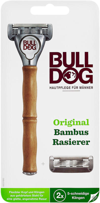 Bulldog Original Bambus Rasierer
