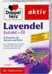 dm Doppelherz aktiv Lavendel Extrakt + Öl Tabletten