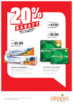 DROPA Drogerie Apotheke Dreispitz 20% Rabatt - bis 11.10.2020