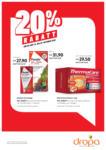 DROPA Drogerie Baden 20% Rabatt - bis 25.10.2020