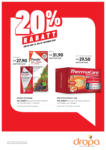DROPA Drogerie Apotheke Dreispitz 20% Rabatt - bis 25.10.2020