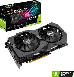 ASUS GeForce® GTX 1650 SUPER™ Rog Strix Gaming Advanced 4GB (90YV0E11-M0NA00) (NVIDIA, Grafikkarte)