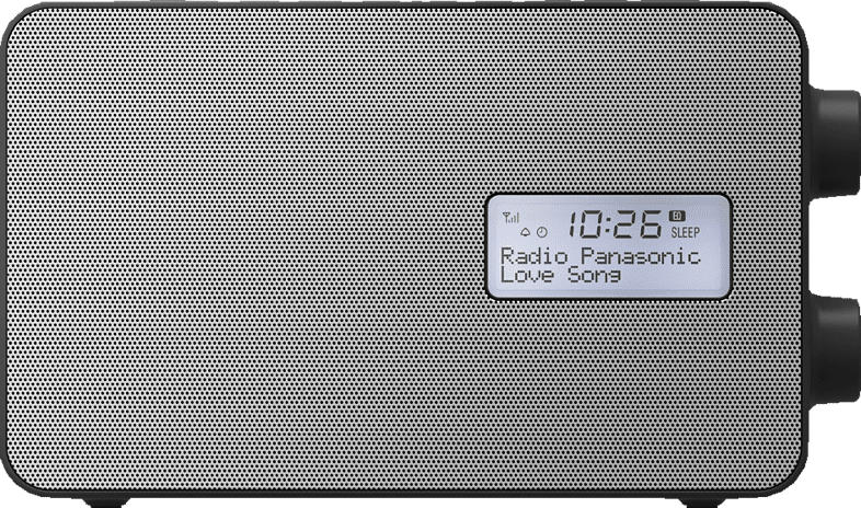 PANASONIC RF-D30BTEG-K, DAB+ Radio mit Bluetooth