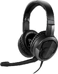 MSI IMMERSE GH30 Gaming Headset Schwarz