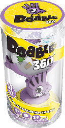 ZYGOMATIC Dobble 360° Gesellschaftsspiel, Mehrfarbig