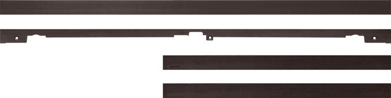 "Customizable Frame VG-SCFT65BW/XC Dekorrahmen für The Frame (2020) 65"""