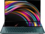 MediaMarkt ASUS ZenBook Pro Duo 15 UX581LV-H2024T, Gaming Notebook mit 15.6 Zoll Display, Core™ i9 Prozessor, 32 GB RAM, 1 TB SSD, GeForce® RTX 2060, Celestial Blue