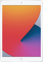 APPLE iPad Wi-Fi (2020), Tablet , 32 GB, 10.2 Zoll, Silber