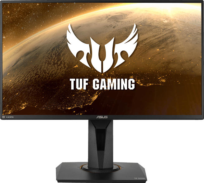 ASUS TUF Gaming VG259QM 24.5 Zoll Full-HD Gaming Monitor (1 ms Reaktionszeit, 280 Hz)