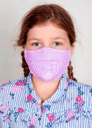 Wizard Mund- und Nasenmaske aus Stoff, für Kinder