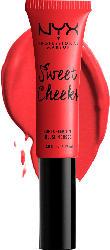 NYX PROFESSIONAL MAKEUP Rouge Sweet Cheeks Soft Cheek Tint Coralicious 03