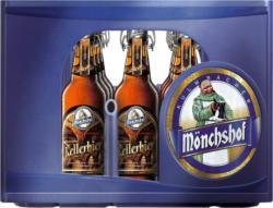 Mönchshof Kellerbier, Natur Radler oder Original