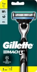 Gillette Mach-3 Rasierapparat + 2 Klingen