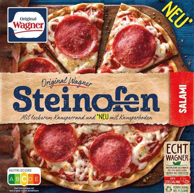 Original Wagner Steinofen Pizza, Flammkuchen, Pizzies