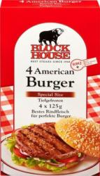 Block House 4 American Burger