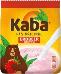 Kaba  Erdbeer, Vanille oder Banane