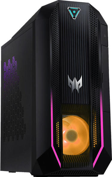 ACER Predator Orion 3000 (PO3-620), Gaming PC mit Core i7 Prozessor, 16 GB RAM, 1024 GB SSD, GeForce GTX 1660 SUPER, 6 GB