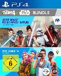 MediaMarkt Die Sims 4 + Star Wars: Reise nach Batuu - Bundle [PlayStation 4]