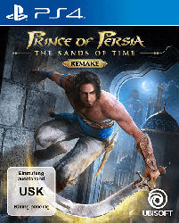 Prince of Persia: The Sands of Time Remake [PlayStation 4]