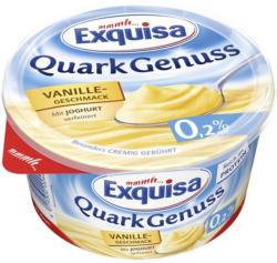 Exquisa Quark Genuss oder Der Cremig-Feine versch. Sorten, jede 500/470-g-Packung