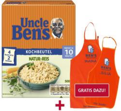 Uncle Ben's Reis versch. Sorten, jede 500-g-Packung