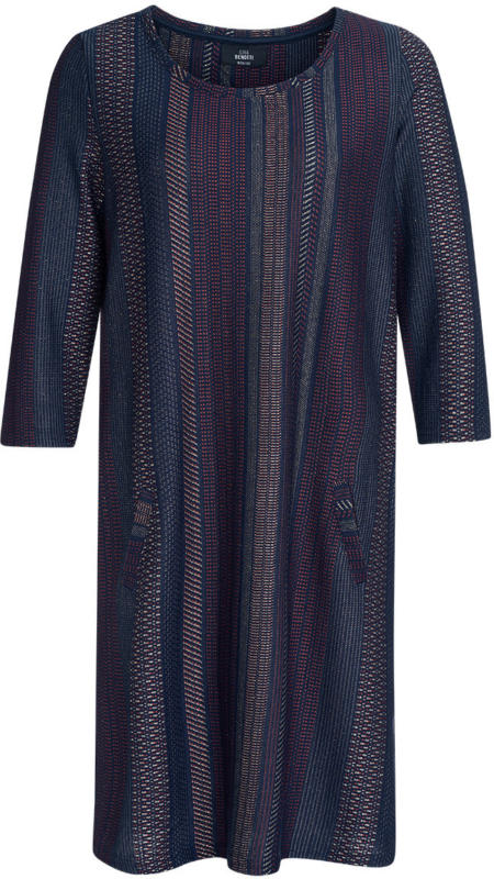 Damen Kleid mit Effektgarn (Nur online)