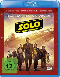 Solo - A Star Wars Story [3D Blu-ray (+2D)]