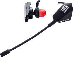 MAD CATZ E.S. Pro+ Gaming Headset Schwarz