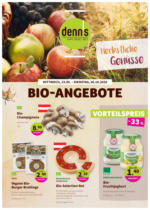 denn's Biomarkt Flugblatt gültig bis 6.10.