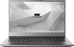 SCHENKER VIA 14 - E20xhr, Notebook mit 14 Zoll Display, Core™ i7 Prozessor, 16 GB RAM, 1 TB mSSD, Intel UHD Grafik, Grau