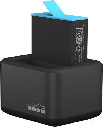 Dualladegerät und Akku für HERO9 (ADDBD-001-EU)