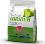 QUALIPET Trainer Hundefutter Natural Maxi Adult Rind & Reis 3kg
