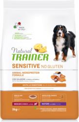 Trainer Hundefutter Sensitive No Gluten Medium & Maxi Maturity Lachs 3kg