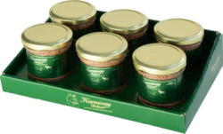 Harmony Cat Deluxe Nassfutter Rind 6x100g