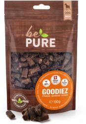 bePure Snacks pour chien Goodiez Autruche 150g